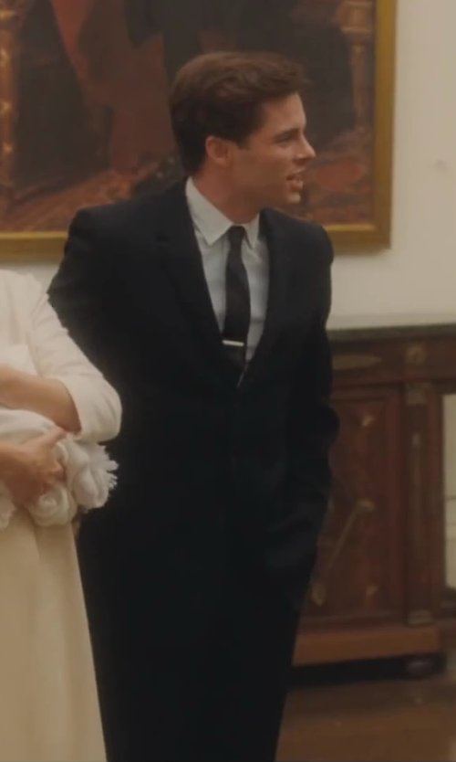 James Marsden with Dsquared2 2 Button Suit in Lee Daniels' The Butler