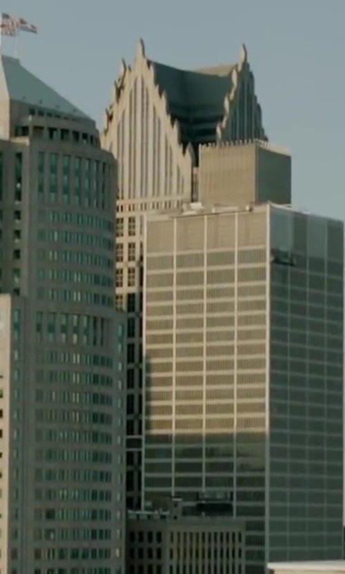 One Detroit Center Detroit, Michigan in Brick Mansions