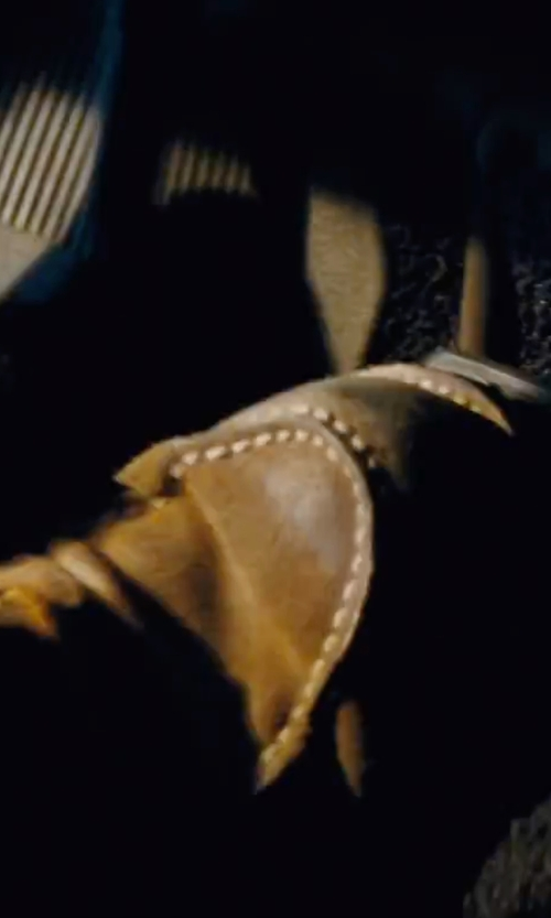 Tom Cruise with Eastland Made in Maine Sawyer USA Moc Toe Boots in Jack Reacher