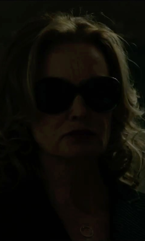 Jessica Lange with The Row Blazer in The Gambler