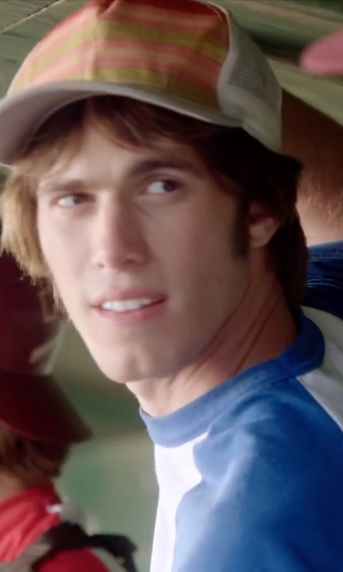 Blake Jenner with Diesel Coltz Hat in Everybody Wants Some