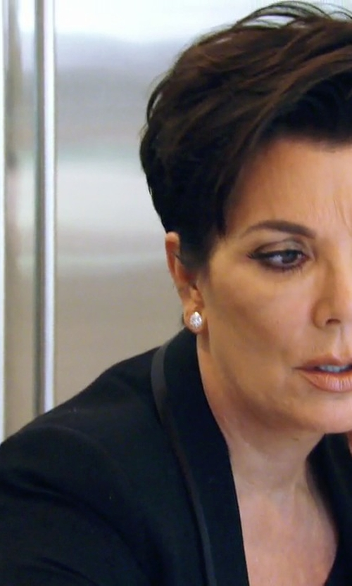 Kris Jenner with Michael Michael Kors Tuxedo Blazer in Keeping Up With The Kardashians