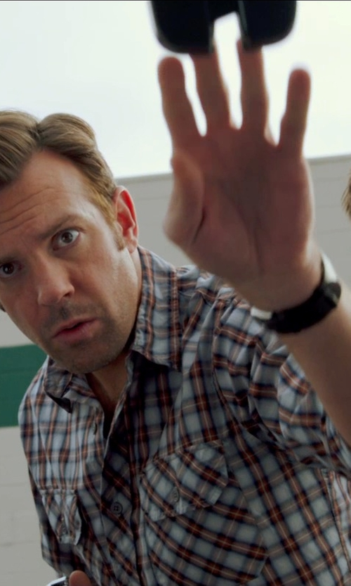 Jason Sudeikis with G-Shock 6900 XL Watch in Horrible Bosses 2