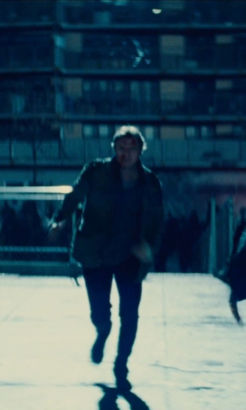 Liam Neeson with Acne Studios Vega Corona Slim Jeans in Run All Night