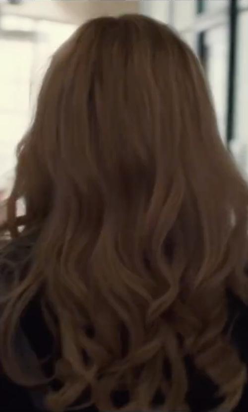 Amy Schumer with Fossil 'Preston' Crossbody Bag in Trainwreck