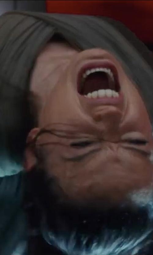 Daisy Ridley with Michael Kaplan (Costume Designer) Custom Made Rey The Last Jedi Costume in Star Wars: The Last Jedi