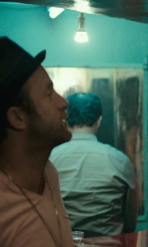 Scott Caan with Brixton Gain Fedora Hat in Rock The Kasbah