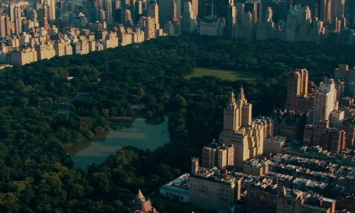 Cameron Diaz with Central Park New York, New York in The Other Woman