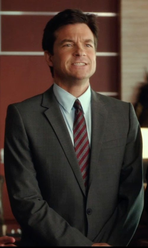 Jason Bateman with Han Kjobenhavn Classic Shirt in Horrible Bosses 2