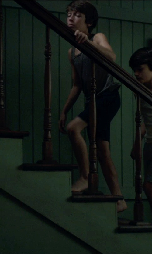 Dartanian Sloan with Jumping Beans Solid Mesh Shorts in Sinister 2