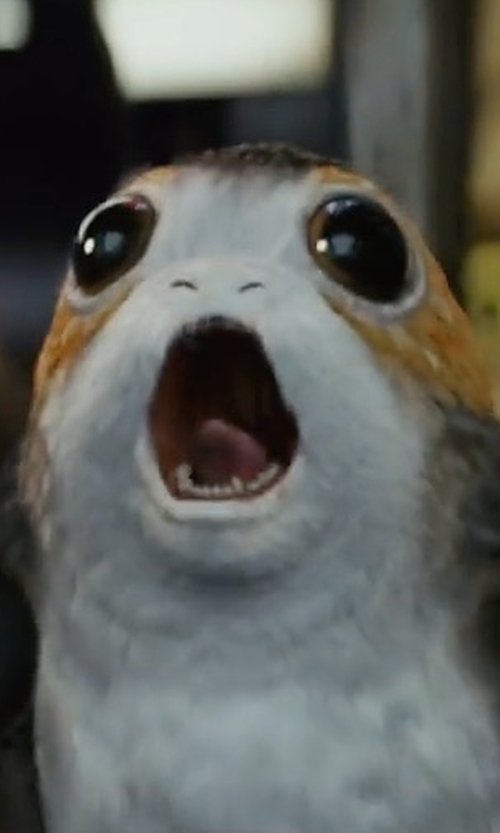 Concept Artist with Jake Lunt Davies (Concept Artist) The Porg in Star Wars: The Last Jedi