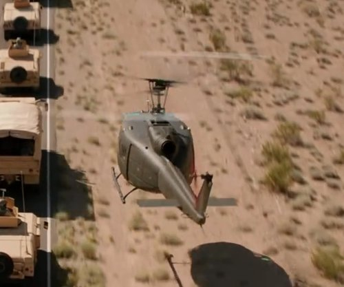 Sikorsky Helicopter S-70i Black Hawk in Godzilla