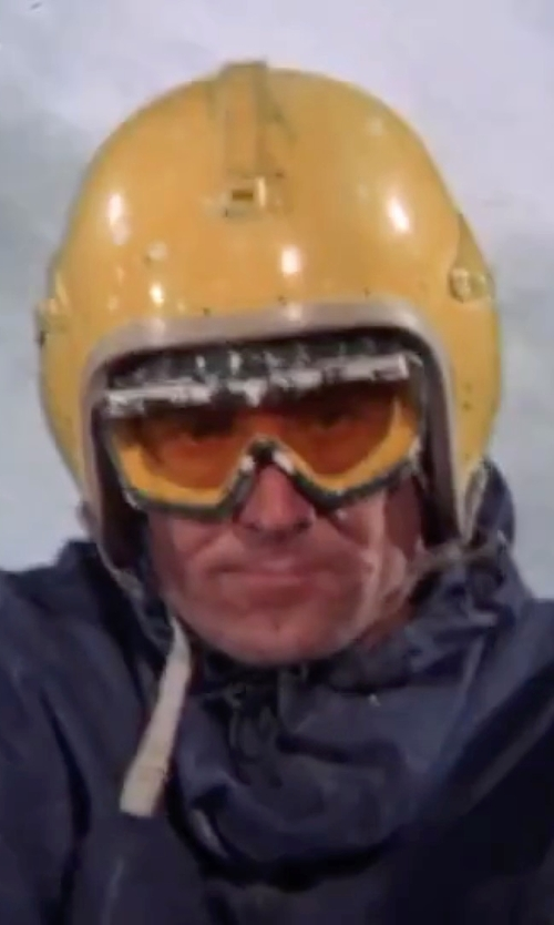 George Lazenby with Smith Optics Goggles Eyewear in On Her Majesty's Secret Service