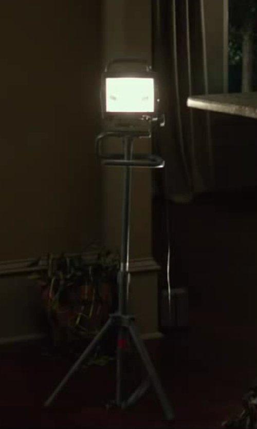 Dimond Adjustable Tripod Floor Lamp in Oculus