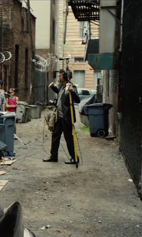 Mark Ruffalo with Dolce & Gabbana Casual Chino Pants in Begin Again