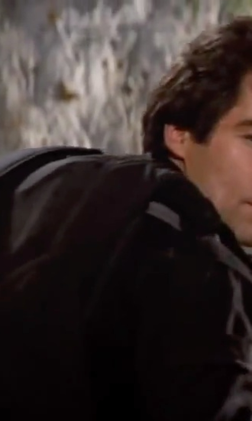 Timothy Dalton with Propper Nomex Flight Suit in The Living Daylights