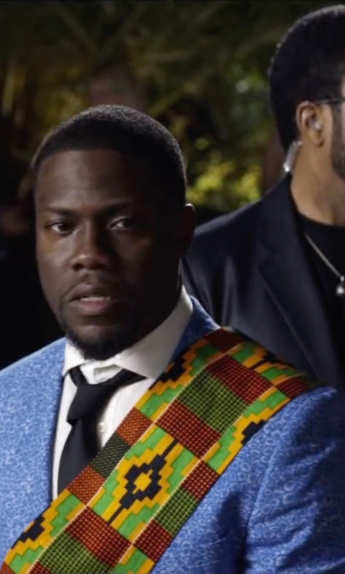Kevin Hart with Tonello T-Jacket in Ride Along 2