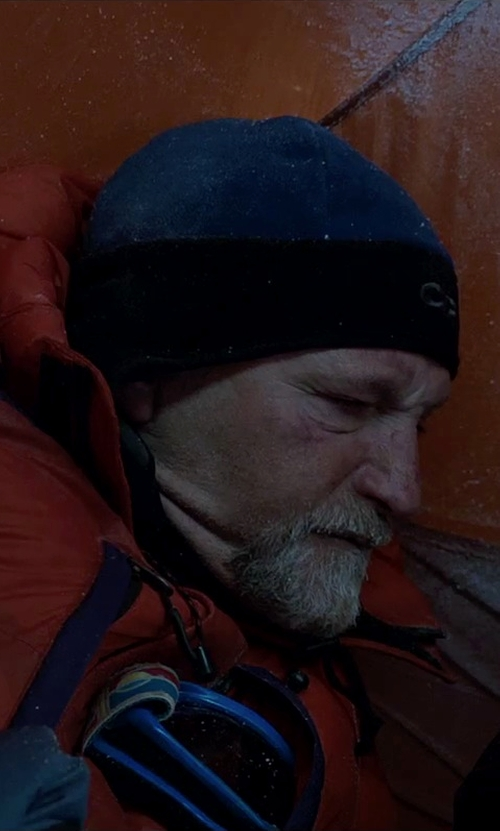 Mark Derwin with Columbia Sportswear Cubist IV Omni-Heat Jacket in Everest