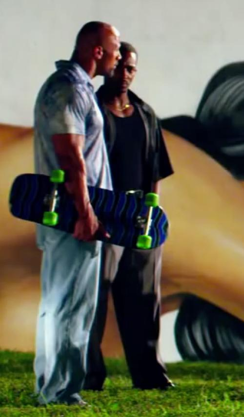 Anthony Mackie with Jam Underwear Men's Tank Top in Pain & Gain
