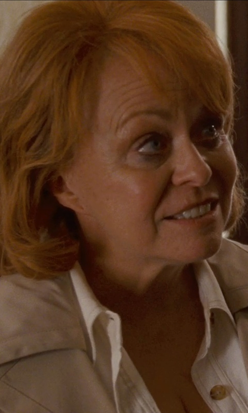 Jacki Weaver with Mes Demoiselles Short Dress in Silver Linings Playbook