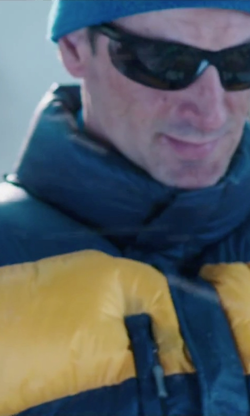 John Hawkes with Reebok Zigpro Sport Wrap Sunglasses in Everest