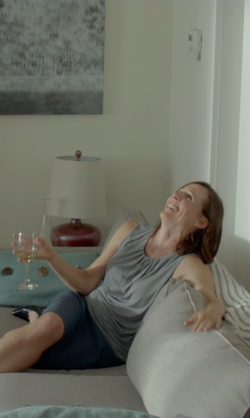 Molly Shannon with Calvin Klein Straight Pencil Skirt in Me and Earl and the Dying Girl