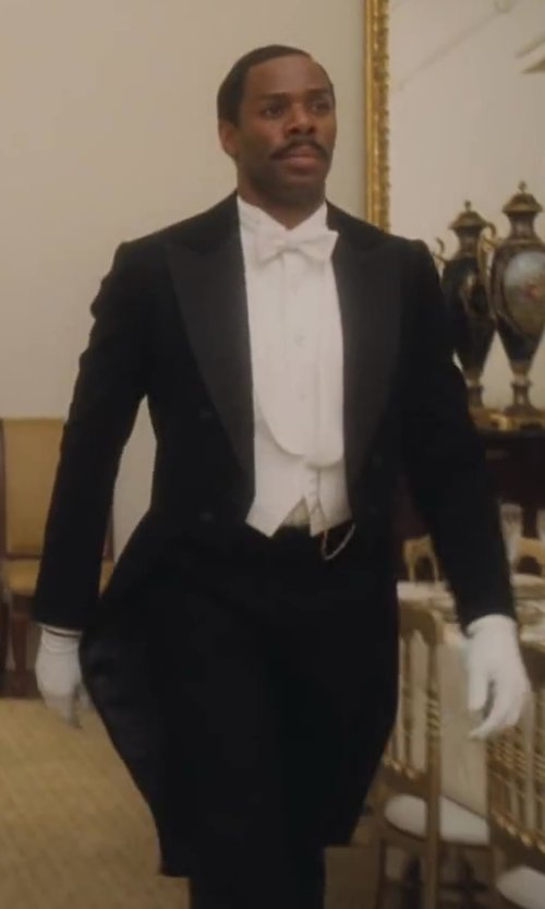Colman Domingo with Theory Joseph Trousers in Lee Daniels' The Butler