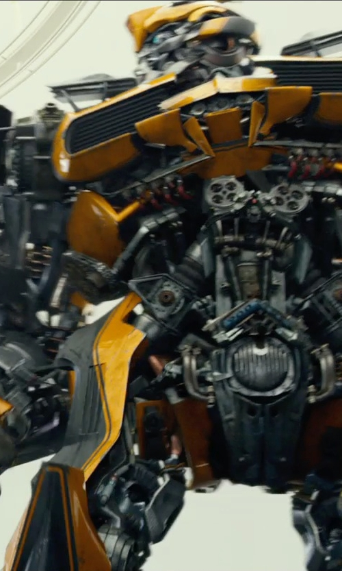 Aaron Archer (Concept Artist) Bumblebee in Transformers: Age of Extinction