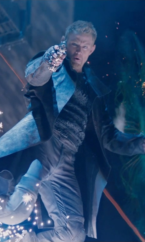 Channing Tatum with IRO Mio T-Shirt in Jupiter Ascending
