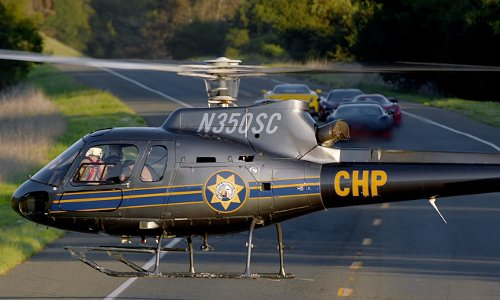 Rick Shuster  with Eurocopter AS350 Ecureuil/AStar Helicopter in Need for Speed