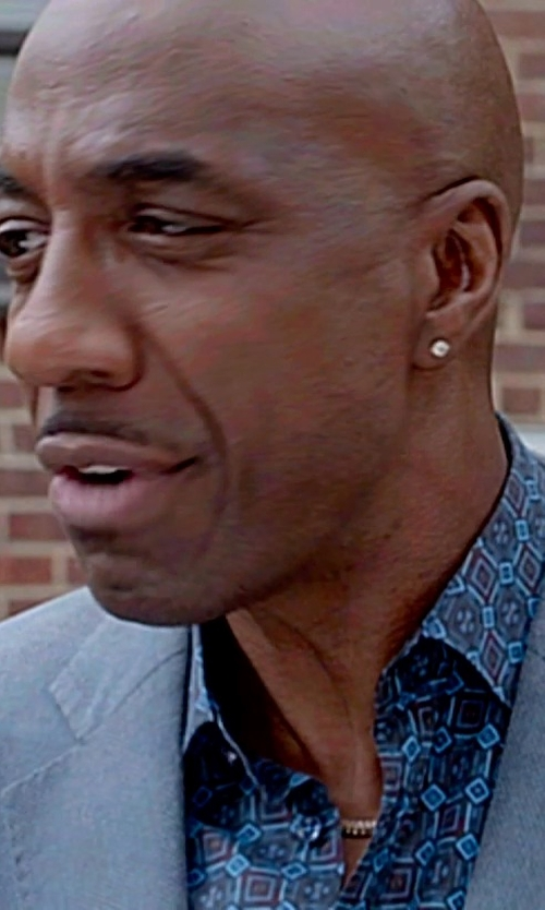 J.B. Smoove with Diamond Blossom Diamond Sterling Silver Cluster Earrings in Top Five