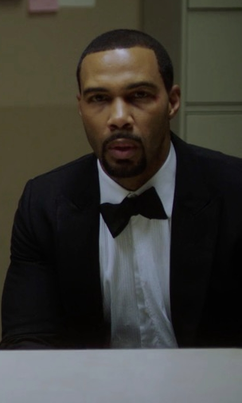 Omari Hardwick Power Suit Omari Hardwick Fashion...
