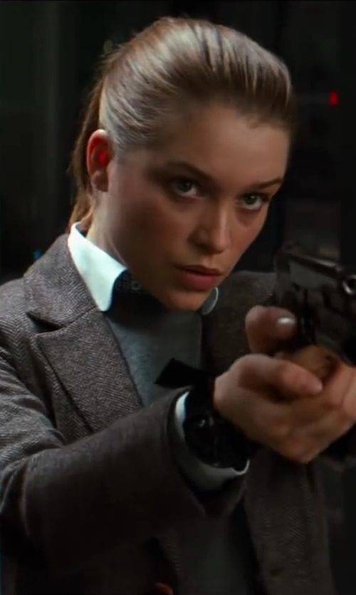 Sophie Cookson with Millie Slim Tailored Blazer in Kingsman: The Secret Service