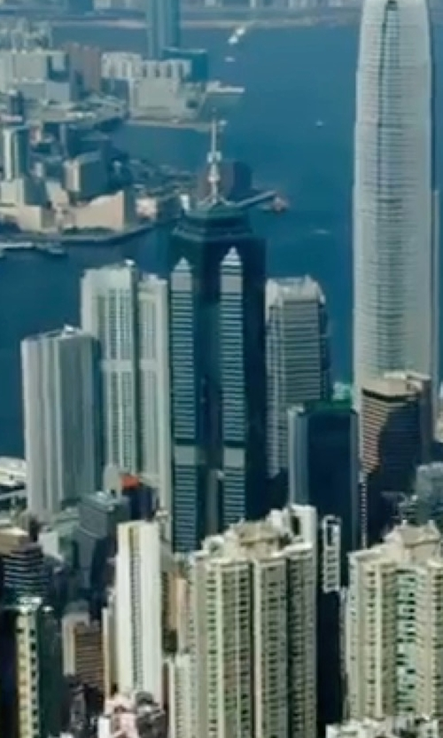 Unknown Actor with The Center Central District, Hong Kong in xXx: Return of Xander Cage