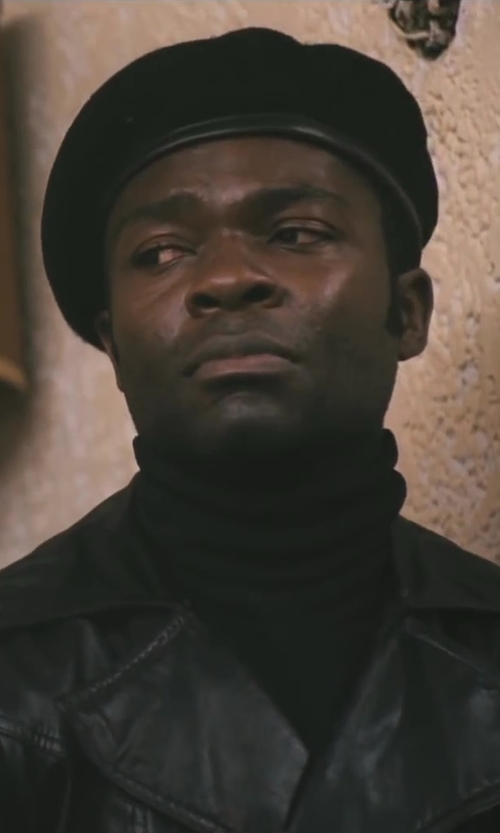 David Oyelowo with Mil-Tec Beret Black in Lee Daniels' The Butler