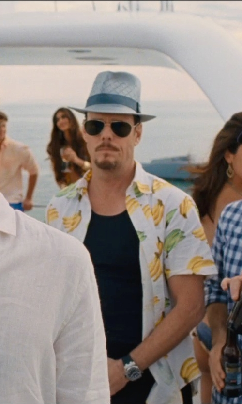 Kevin Dillon with Blue Marlin Campioni Wool Fedora in Entourage