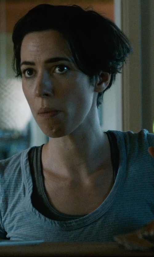 Rebecca Hall with Rebecca Taylor Perfect Layering Tank Top in The Gift