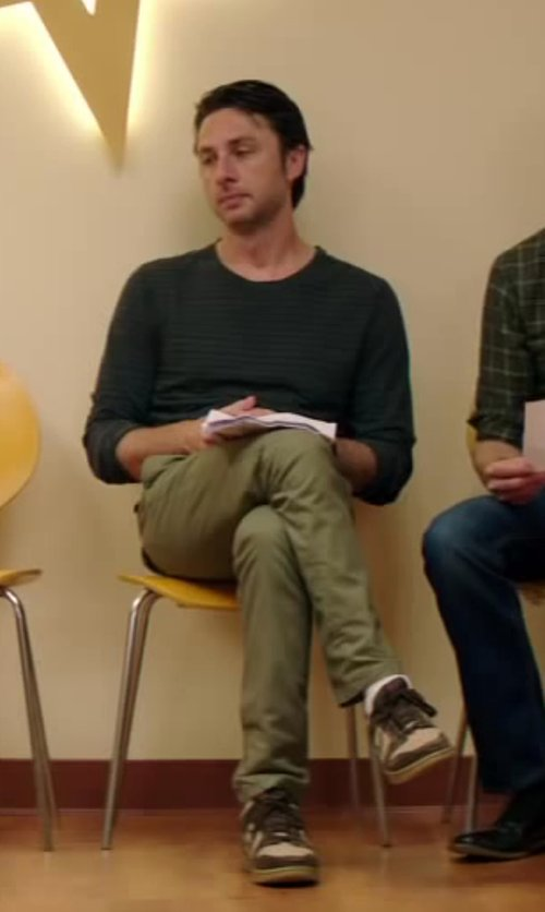 Zach Braff with Adidas Originals Sneakers & Athletic Shoes in Wish I Was Here