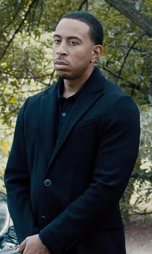Ludacris with Hugo Boss Grand Central Gabardine Two-Piece Suit in Furious 7