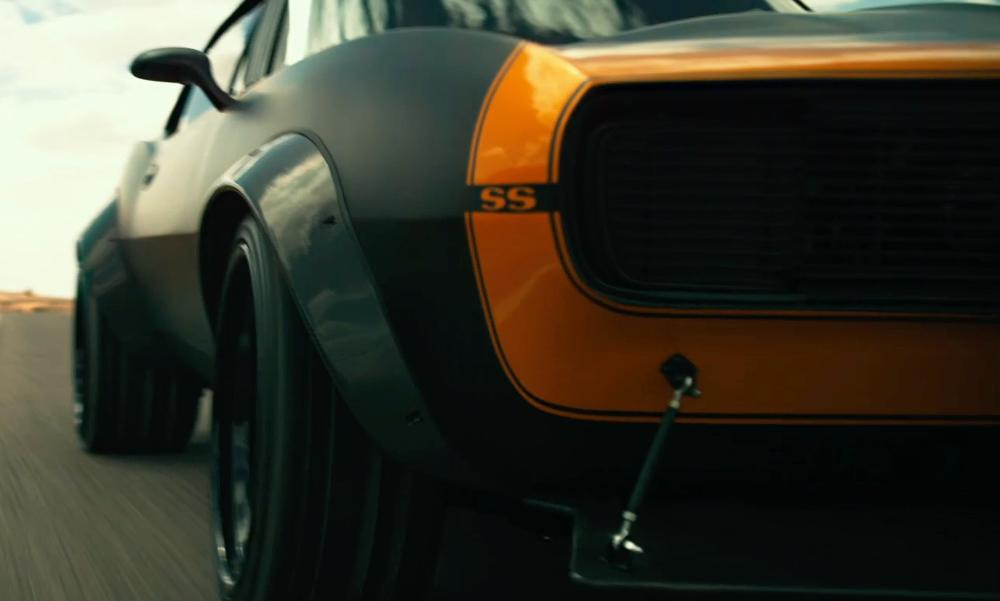 Chevrolet 1967 Camaro in Transformers: Age of Extinction