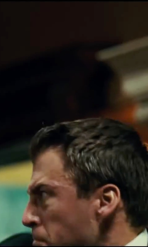 Unknown Actor with Perry Ellis Comfort Stretch Suit in Taken 3