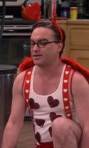 The Big Bang Theory - Season 9 Episode 15 - The Valentino Submergence