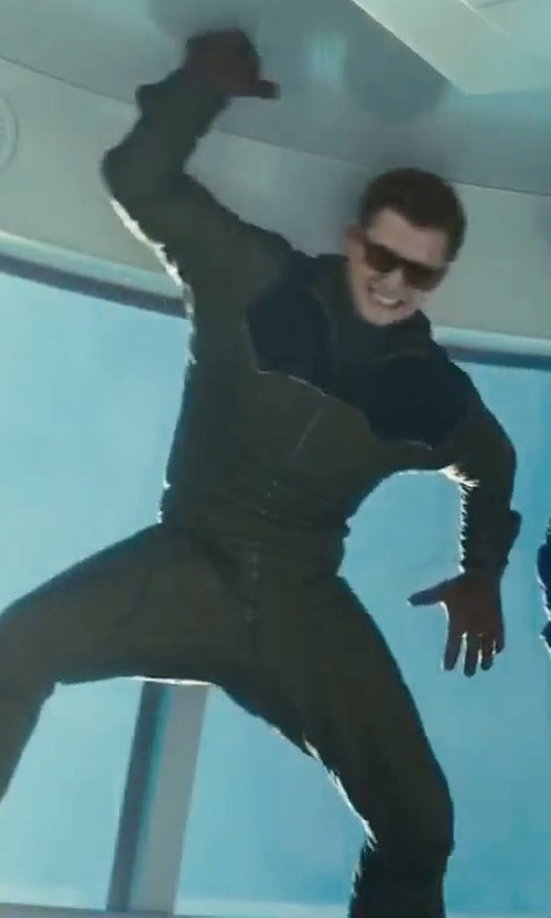 Taron Egerton with Tru-Spec 27- P Flight Suits in Kingsman: The Golden Circle