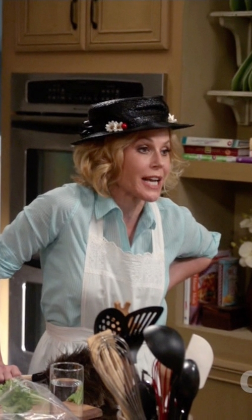 Julie Bowen with Catarzi Pork Pie Hat in Modern Family