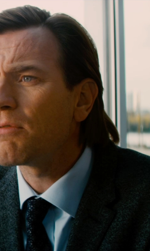 Ewan McGregor with L'éclaireur Two Button Blazer in Mortdecai