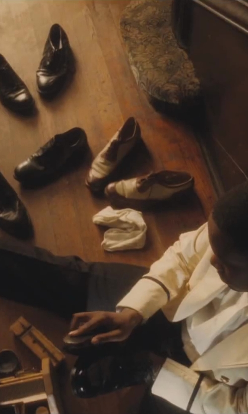 No Actor with Hanes Men's 2 Pack Bundle X-Temp Arch Support Crew Sock in Lee Daniels' The Butler