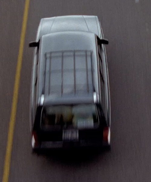 Patricia Arquette with Volvo 1989 240 GL Wagon in Boyhood