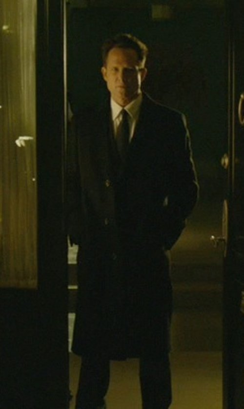 Dean Winters with Lauren Ralph Lauren Solid Dress Pants in John Wick