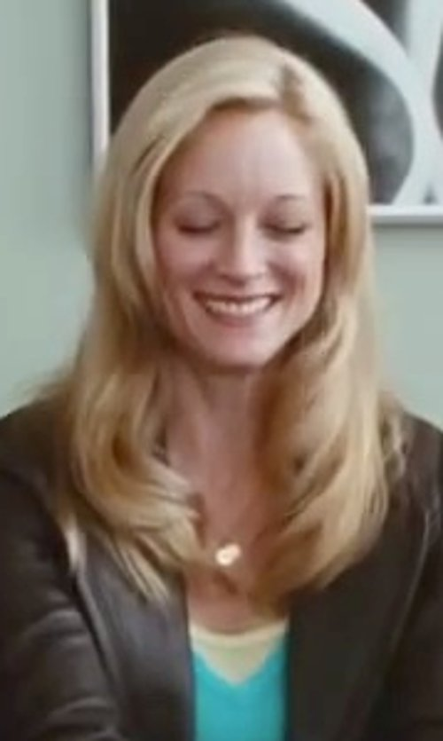 Teri Polo with Solow Racerback Tank Top in Little Fockers