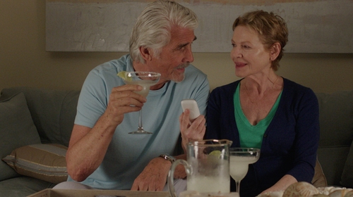James Brolin with Apt. 9 Solid Tee in Sisters